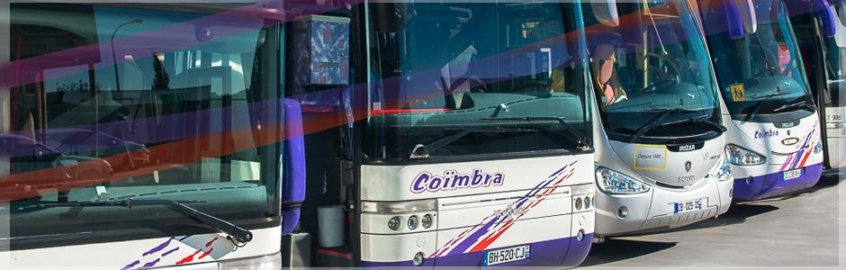 Bienvenue chez Coimbra Voyages